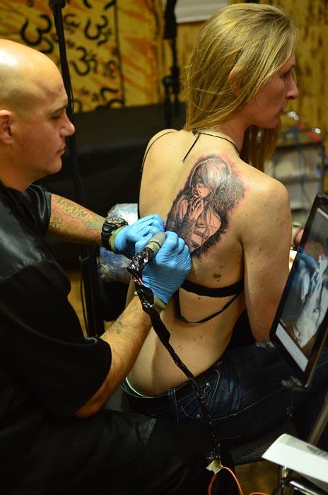 знакомства татуированных людей киев