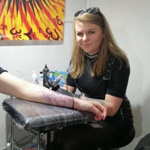 Обучение татуровке - Юлия Макарчук