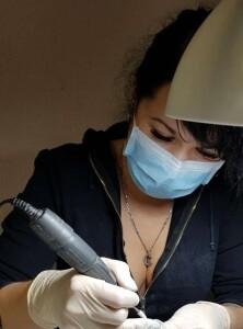 Виктория Водолеева: украинские курсы тату мастеров